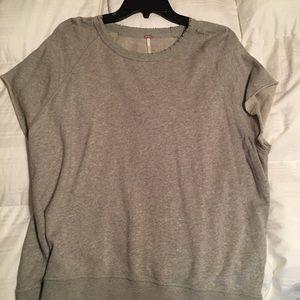 Free People sweater shirt, size M